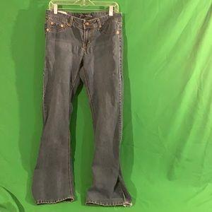 Torrid source of wisdom sz 12 slim boot jeans